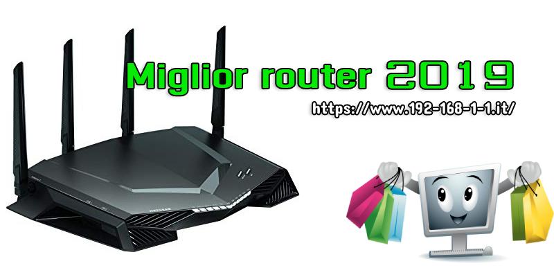 Guida alla scelta del miglior router